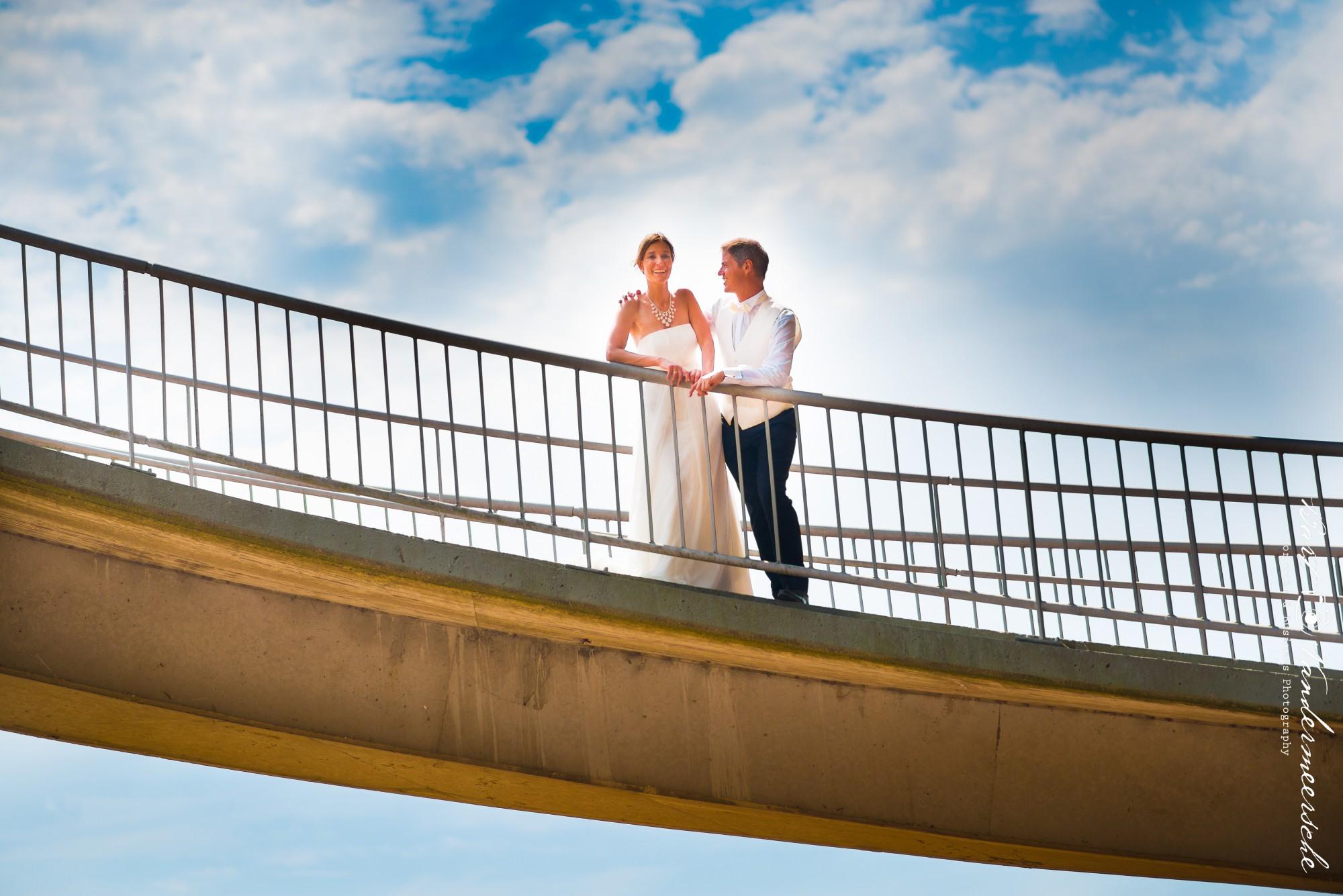 huwelijksfotograaf Merchtem Karla en Peter